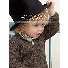 Buy Rowan Studio 30 Knitting Patterns Book Online at johnlewis.com