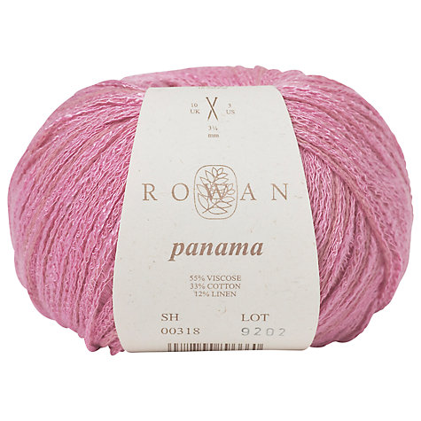 Buy Rowan Panama Yarn Online at johnlewis.com