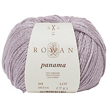 Buy Rowan Panama DK Yarn, Icing 316 Online at johnlewis.com