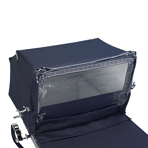 Buy Silver Cross Balmoral Rain Shield, Navy Online at johnlewis.com