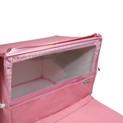 Silver Cross Balmoral Rain Shield, Pink