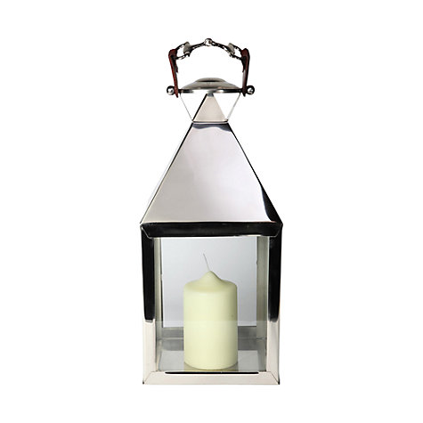 Buy Culinary Concepts Horsebit Lantern Online at johnlewis.com