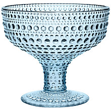 Buy Iittala Kastehelmi Footed Bowl Online at johnlewis.com