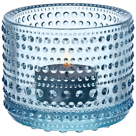Buy Iittala Kastehelmi Votive Online at johnlewis.com