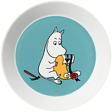 Buy Ittala Moomin Plate Online at johnlewis.com