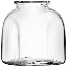 Buy LSA Umberto Jar Vase, H24cm Online at johnlewis.com