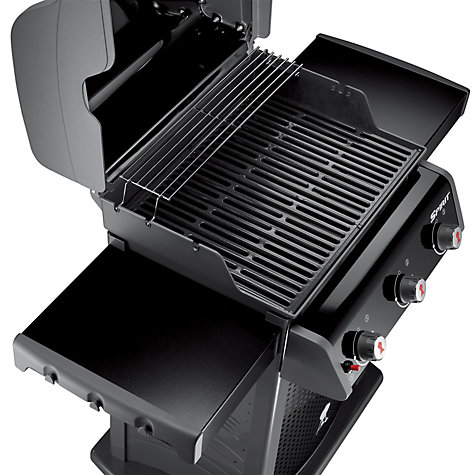 Buy Weber Spirit Classic E310 3-Burner Gas BBQ Online at johnlewis.com