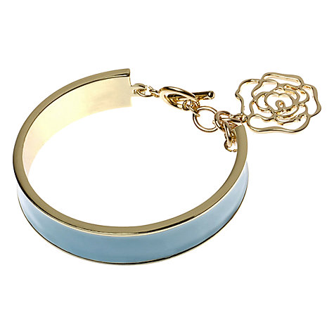 Buy Adele Marie Enamel and Rose Bangle Online at johnlewis.com
