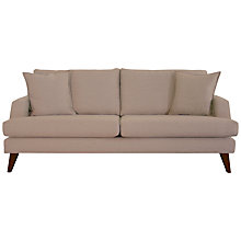 Buy John Lewis Buzz Large Sofa with Dark Legs Online at johnlewis.com