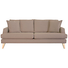 Buy John Lewis Buzz Large Sofa with Light Legs Online at johnlewis.com