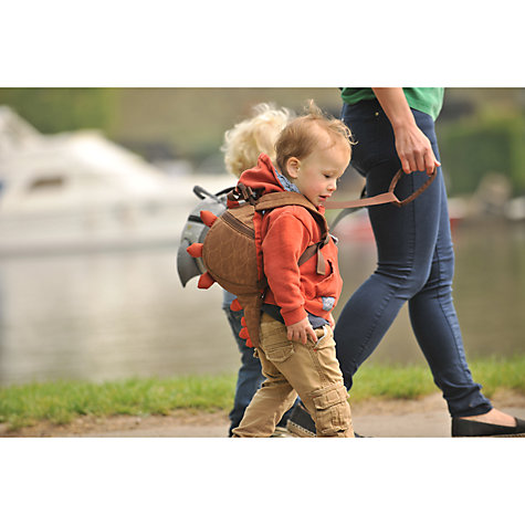 Buy LittleLife Toddler Day Sack, Dinosaur Online at johnlewis.com