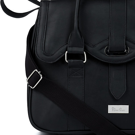 Buy Silver Cross Heritage Changing Bag, Black Online at johnlewis.com