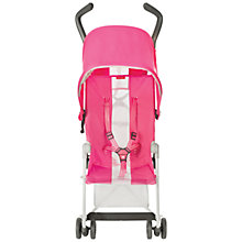 Buy Maclaren Mark II Pushchair, Rose Online at johnlewis.com