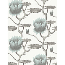 Buy Cole & Son Summer Lily Wallpaper Online at johnlewis.com