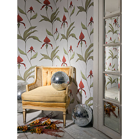 Buy Cole & Son Orchid Wallpaper Online at johnlewis.com