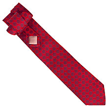 Buy Thomas Pink Desmond Spot Tie Online at johnlewis.com