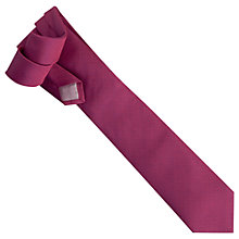 Buy Thomas Pink Quentin Plain Tie Online at johnlewis.com