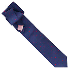 Buy Thomas Pink Kings Wave Tie Online at johnlewis.com