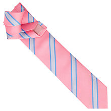 Buy Thomas Pink Avebury Stripe Tie Online at johnlewis.com