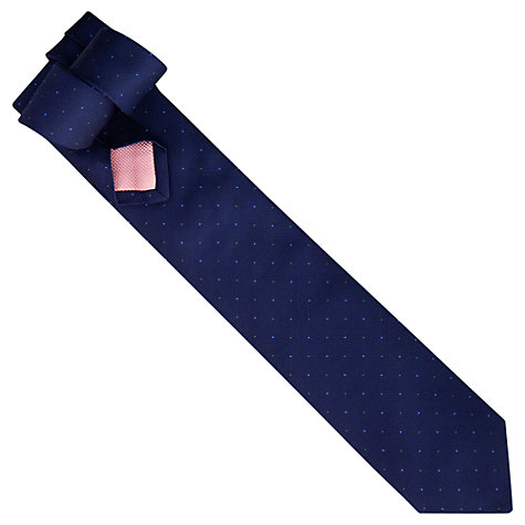 Buy Thomas Pink St Dunstans Spot Woven Tie Online at johnlewis.com