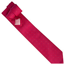 Buy Thomas Pink Dunstan Spot Pattern Tie Online at johnlewis.com