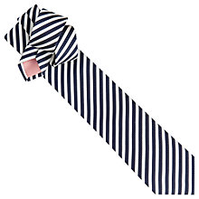 Buy Thomas Pink Bruton Stripe Tie Online at johnlewis.com