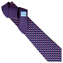 Buy Thomas Pink Fish Friend Tie Online at johnlewis.com