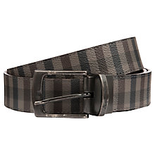 Buy Aquascutum Antique Buckle Belt Online at johnlewis.com