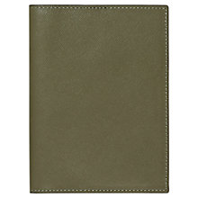 Buy Reiss Rathjen Passport Holder Online at johnlewis.com