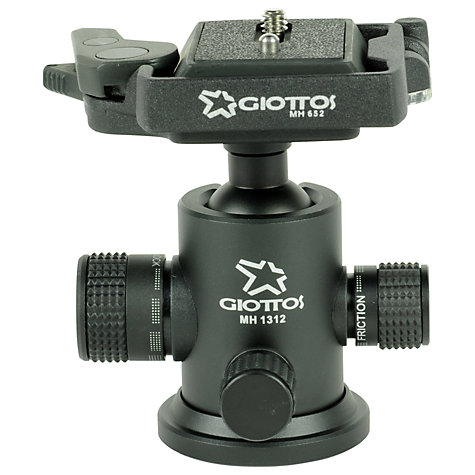 Buy Giottos MH1312-652 Series II Ball Head for Giotto Tripods Online at johnlewis.com