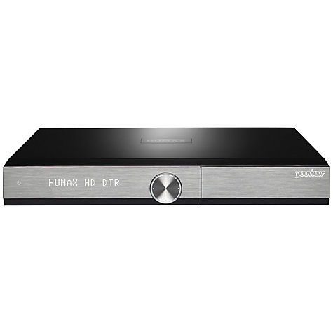 Buy Humax DTR-T1010 YouView Smart 1TB Freeview+ HD Digital TV Recorder Online at johnlewis.com
