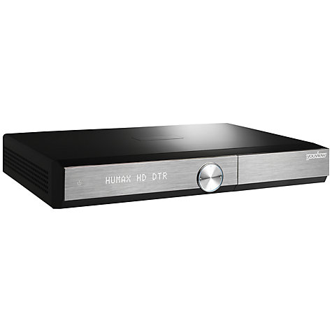 Buy Humax DTR-T1010 YouView Smart 500GB Freeview+ HD Digital TV Recorder Online at johnlewis.com