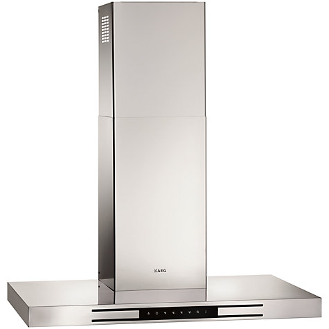 Buy AEG X69453MD0 Chimney Cooker Hood, Stainless Steel Online at johnlewis.com