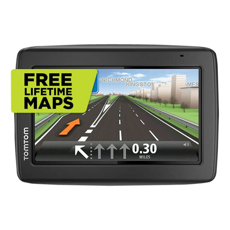 TomTom Start 25 M GPS Navigation System, Free Lifetime UK & Republic of Ireland Maps