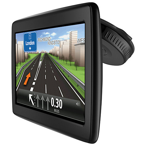 Buy TomTom Start 25 M GPS Navigation System, Free Lifetime UK & Republic of Ireland Maps Online at johnlewis.com
