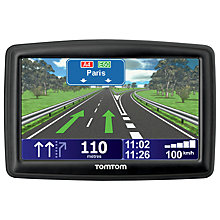 Buy TomTom XXL Classic Routes Edition GPS Navigation System, Europe Maps Online at johnlewis.com