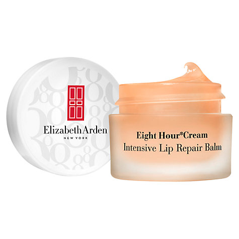 Buy Elizabeth Arden Eight Hour® Intensive Repair Lip Balm, 15ml Online at johnlewis.com