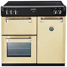 Buy Stoves Richmond 900EI Induction Hob Range Cooker, Champagne Online at johnlewis.com
