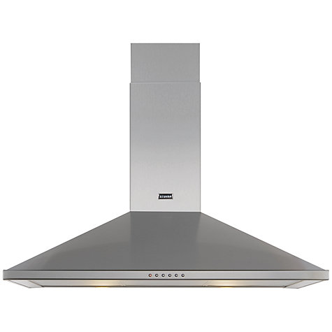 Buy Stoves S1100DCP Chimney Cooker Hood, Stainless Steel Online at johnlewis.com