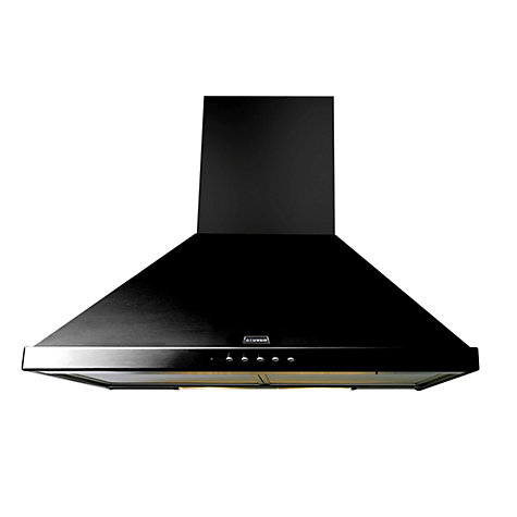 Buy Stoves S600CHIM Chimney Cooker Hood, Black Online at johnlewis.com