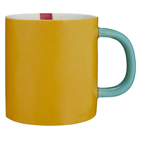 Buy Joules Yellow Mug, 0.3L Online at johnlewis.com