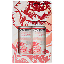 Buy Cowshed Gorgeous Cow Bath Duo Set, 100ml Online at johnlewis.com
