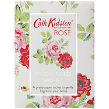 Buy Cath Kidston New Rose Scented Sachets Online at johnlewis.com