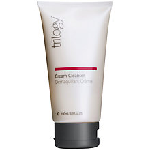 Buy Trilogy One-Step Cream Cleanser, 100ml Online at johnlewis.com