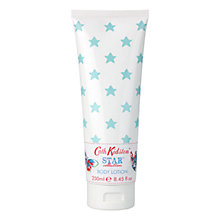 Buy Cath Kidston Star Print Lime and Mint Body Lotion, 250ml Online at johnlewis.com