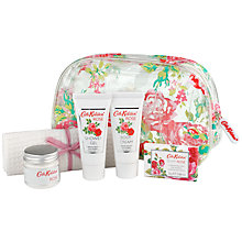 Buy Cath Kidston New Rose Bath & Body Gift Bag Online at johnlewis.com