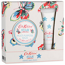 Buy Cath Kidston Star Lime Mint Balm & Lip Gloss Online at johnlewis.com