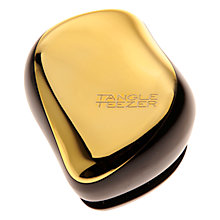 Buy Tangle Teezer Gold Rush Compact Styler Online at johnlewis.com