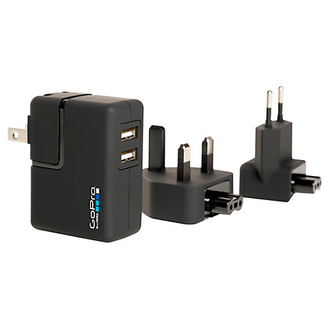 Buy GoPro Wall Charger for HD Hero Cameras Online at johnlewis.com