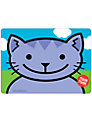 Tum Tum Cat Placemat, Multi
